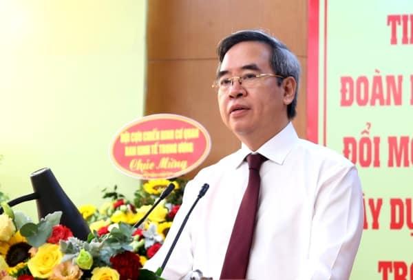Trưởng Ban Kinh tế Trung ương bị kỷ luật, ông Nguyễn Văn Bình