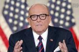 Giuliani: Thẩm phán Michigan ra lệnh 'kiểm tra pháp y' 22 máy bỏ phiếu của Dominion