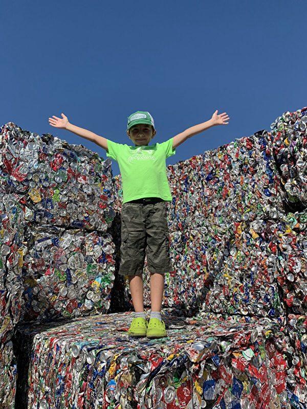 tái chế, vỏ lon