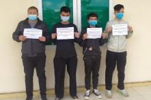4 người Trung Quốc nhập cảnh trái phép bị bắt giữ