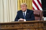Ông Donald Trump đăng bài đầu tiên trên MXH kể từ khi rời Nhà Trắng