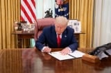 TT Donald Trump ký sắc lệnh cấm giao dịch với 8 ứng dụng Trung Quốc