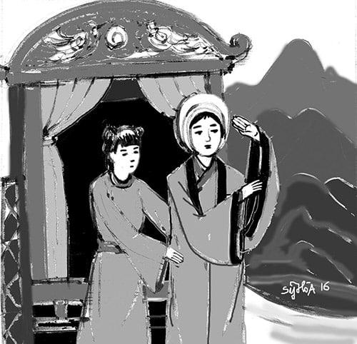 Ngôi miếu cổ rửa oan tình cho công chúa Huyền Trân
