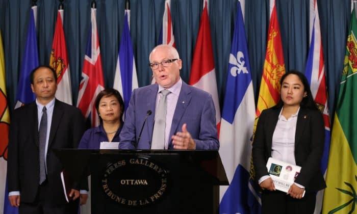 Cựu Tổng thư ký Ân xá Quốc tế Canada: Thế giới cần lên tiếng về cuộc đàn áp Pháp Luân Công