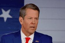 """Thống đốc bang Georgia Brian Kemp chỉ trích thuyết chủng tộc phê phán là """"nguy hiểm"""""""