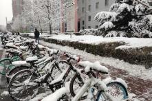 """Người dân Trung Quốc cầu cứu khi khắp nơi """"đóng băng"""" nhưng bị hạn chế dùng điện"""
