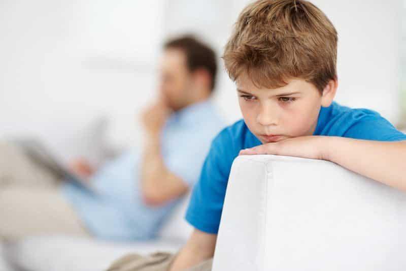 điều trẻ con sợ nhất, cha mẹ thiên vị con cái