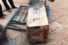 Đắk Nông: Cổng trường đổ sập đè chết một học sinh lớp 4