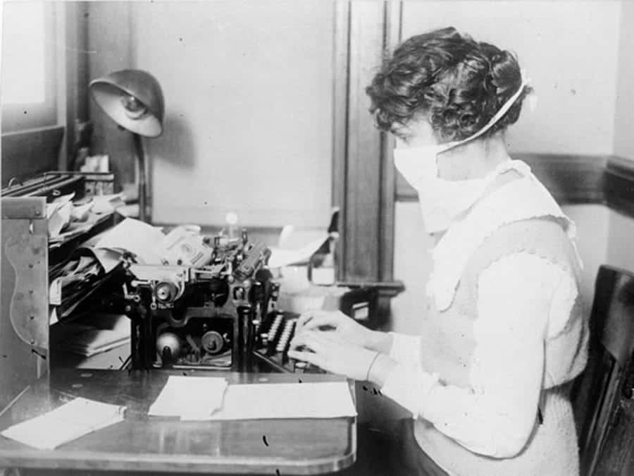 Đại dịch cúm 1918
