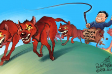 8 'sói chiến' gây sóng gió của ĐCSTQ trong năm 2020