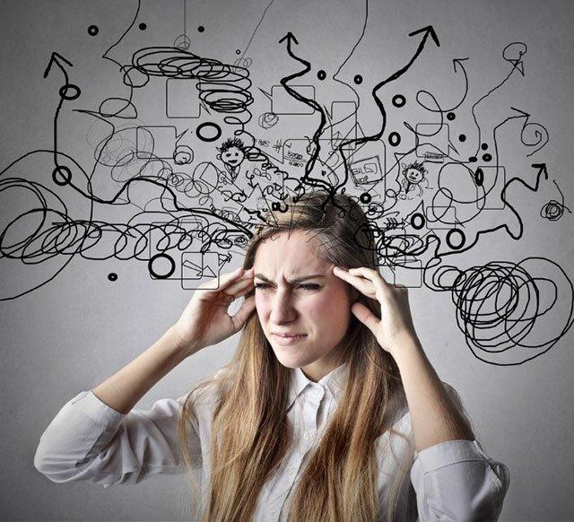 suy nghĩ tiêu cực