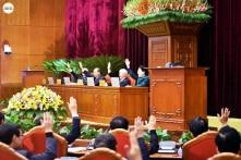 Nhân sự Ủy viên Bộ Chính trị Việt Nam lại được liệt vào danh mục 'Tuyệt mật'