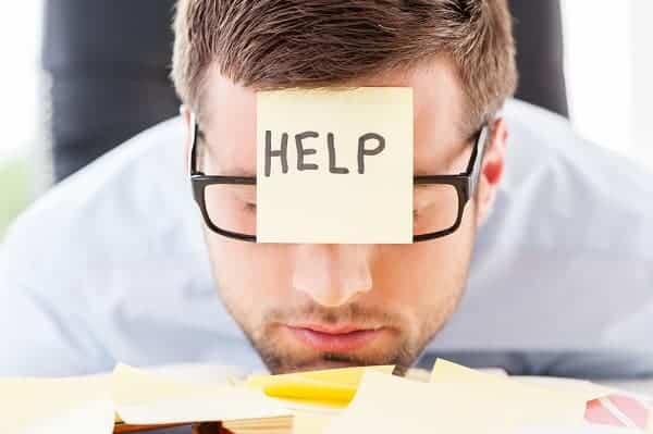 stress, căng thẳng, công việc