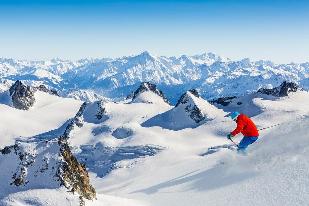 địa điểm tuyết rơi nhiều nhất thế giới