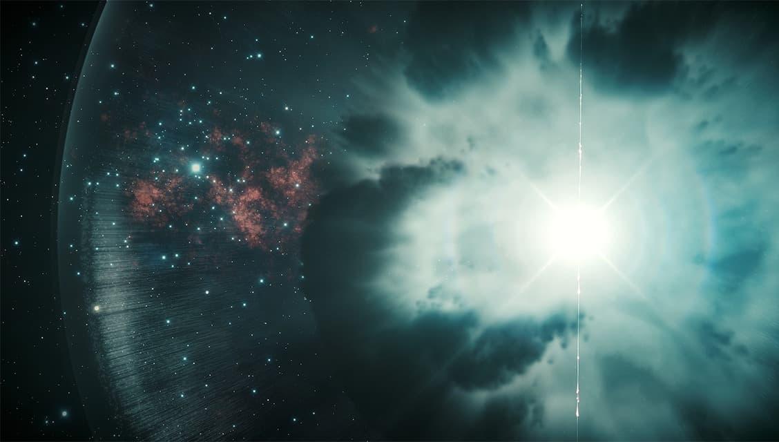 Vũ trụ, trái đất và nhân loại đang trải qua sự canh tân