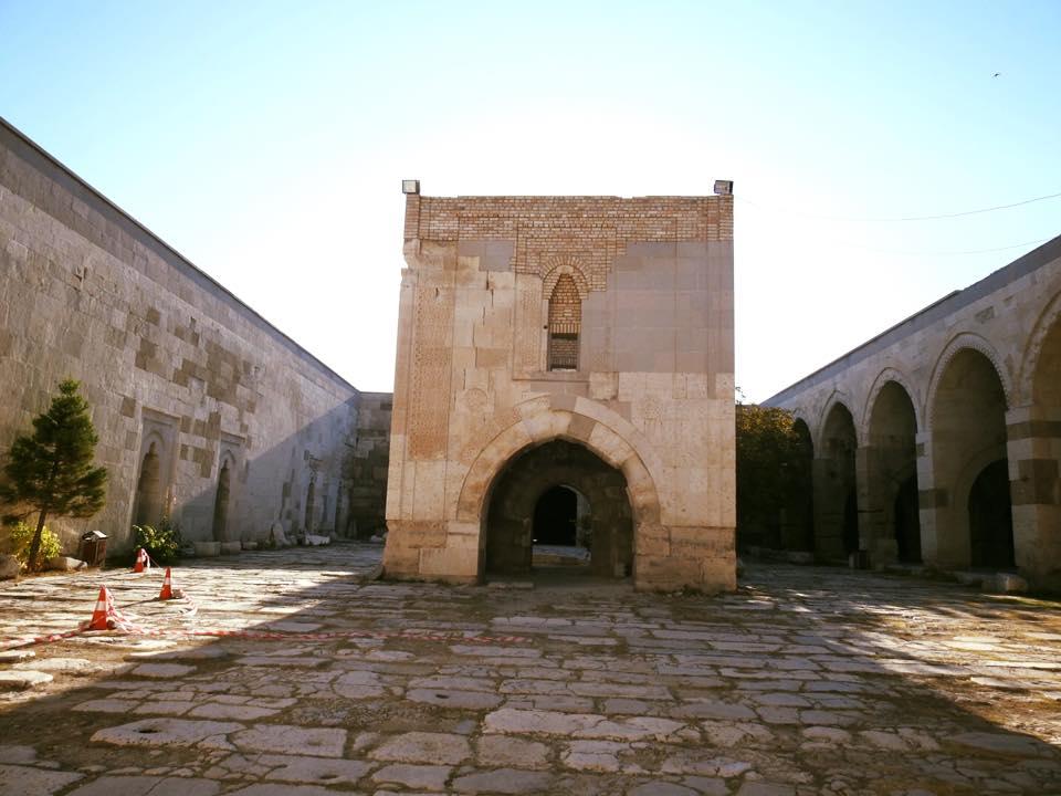 Caravanserai - Dấu ấn của con đường tơ lụa huyền thoại