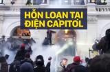 FBI thu thập thông tin điều tra những người tấn công Điện Capitol