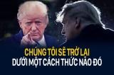 Thạch Sơn: Phân tích khả năng ông Trump quay trở lại