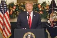 TT Trump trở lại Tòa Bạch Ốc, công bố bài phát biểu trước thềm năm mới