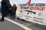 Antifa tại Portland và Seattle biểu tình phản đối ông Biden làm tổng thống