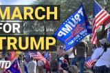 TT Trump sẽ tham gia cuộc tuần hành của người dân tại DC vào ngày 6/1