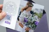 Ấn Độ: In mã QR lên thiệp cưới để khách gửi quà mừng