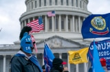 TT Trump ra lệnh điều Vệ binh Quốc gia tới Tòa nhà Quốc hội