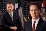 Đảng Dân chủ thảo luận việc trừng phạt TNS Ted Cruz và Josh Hawley