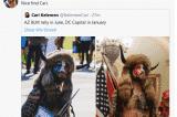 XRVision: Antifa trà trộn vào nhóm ủng hộ TT Trump và xông vào Điện Capitol