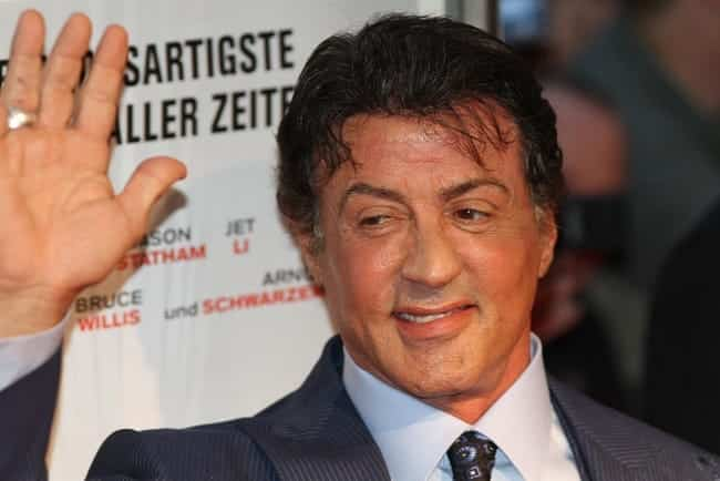 Sylvester Stallone, bộ phim Rocky