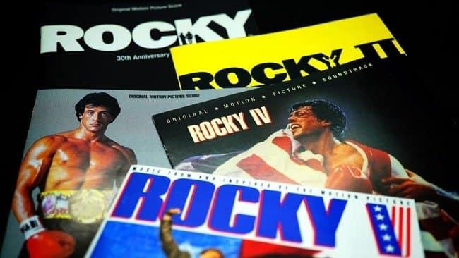 bộ phim Rocky