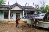 Dự án điện mặt trời 14 triệu USD hứa 'ổn định điện cho dân' sắp thành phế liệu