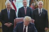 """Trump: Cheney, McConnell, Pence bỏ qua gian lận bầu cử, biến Mỹ trở thành """"cơn ác mộng XHCN"""""""