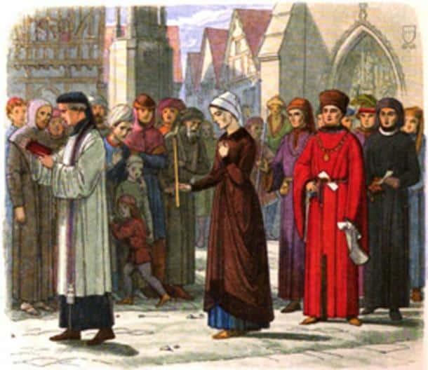 Nước Anh thời Trung cổ, phép thuật từng là một loại dịch vụ
