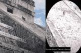 Người phụ nữ Mexico leo lên kim tự tháp Maya, hàng trăm du khách sững sờ