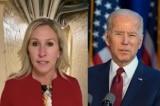 Dân biểu Marjorie Greene nộp điều khoản luận tội ông Biden
