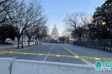 Washington DC sau lễ nhậm chức: Quạnh quẽ, thiếu sự náo nhiệt