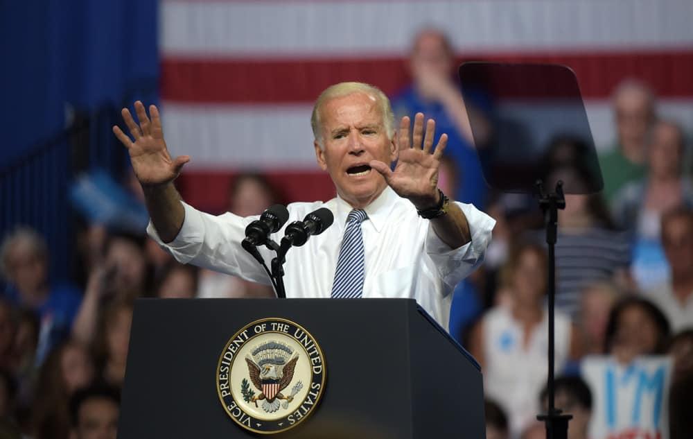 Joe Biden (Ảnh: Matt Smith Photographer/ Shutterstock)