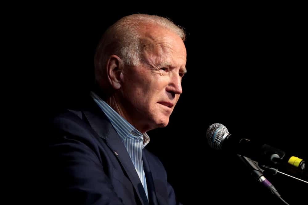 Joe Biden (Ảnh: numena studios/ Shutterstock)