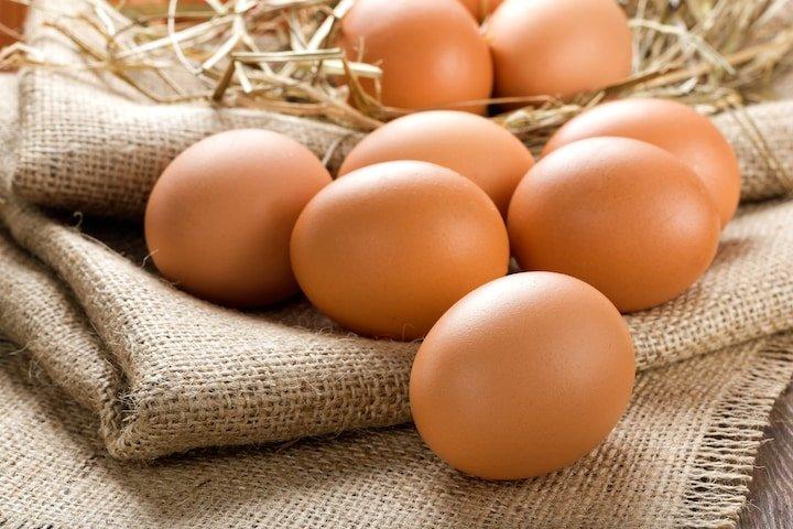 trứng gà, thực phẩm giúp ngăn ngừa bệnh Alzheimer