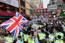 """""""Làn sóng nhập cư đặc biệt"""" của người Hồng Kông đến Anh"""