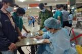 Hai mẹ con nhân viên công ty VIAGS nghi nhiễm virus Vũ Hán trong đợt tầm soát