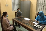 Hai người Trung Quốc tại ổ dịch Cẩm Giàng (Hải Dương) bị phạt vì không tuân thủ cách ly