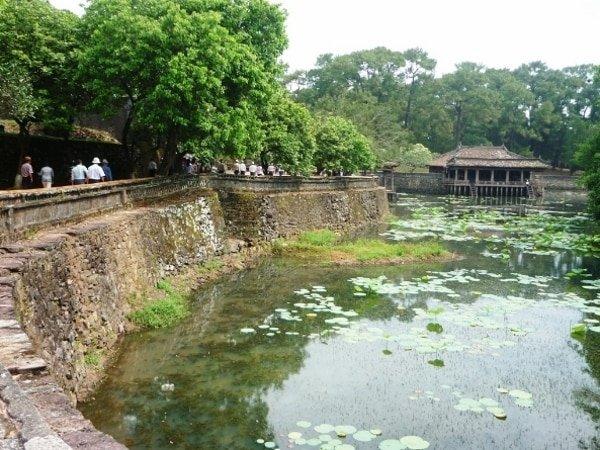 Lăng Tự Đức - Kiến trúc độc đáo bậc nhất dưới triều Nguyễn