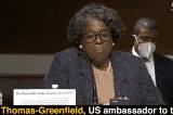 Đề cử viên Đại sứ Hoa Kỳ tại LHQ ủng hộ Trung Quốc can thiệp vào châu Phi