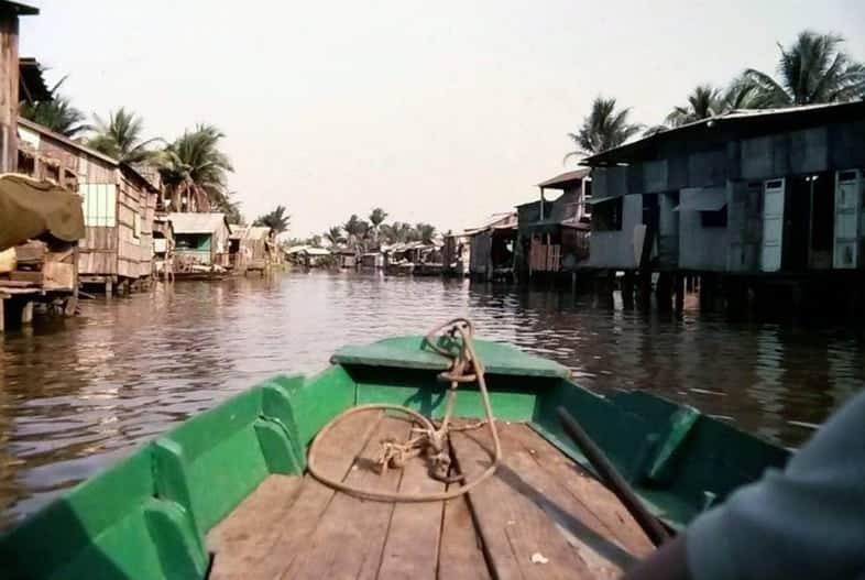 Sài Gòn xưa - Bến phà Thủ Thiêm xuất hiện vào thời điểm nào?