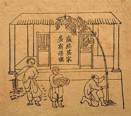 Tết Việt xưa và một số phong tục qua ghi chép của người nước ngoài