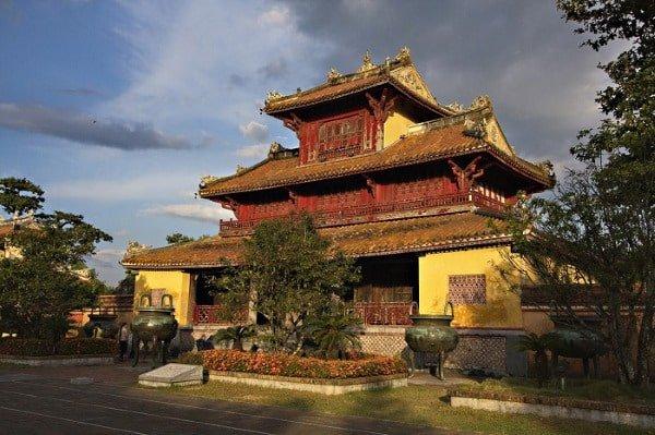 Nghi lễ thờ cúng tổ tiên trong ngày Tết Nguyên Đán của vương triều Nguyễn