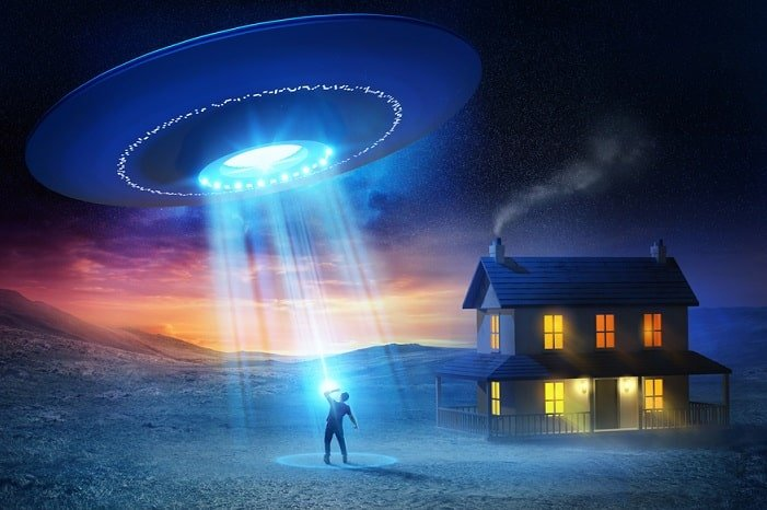 UFO, người ngoài hành tinh