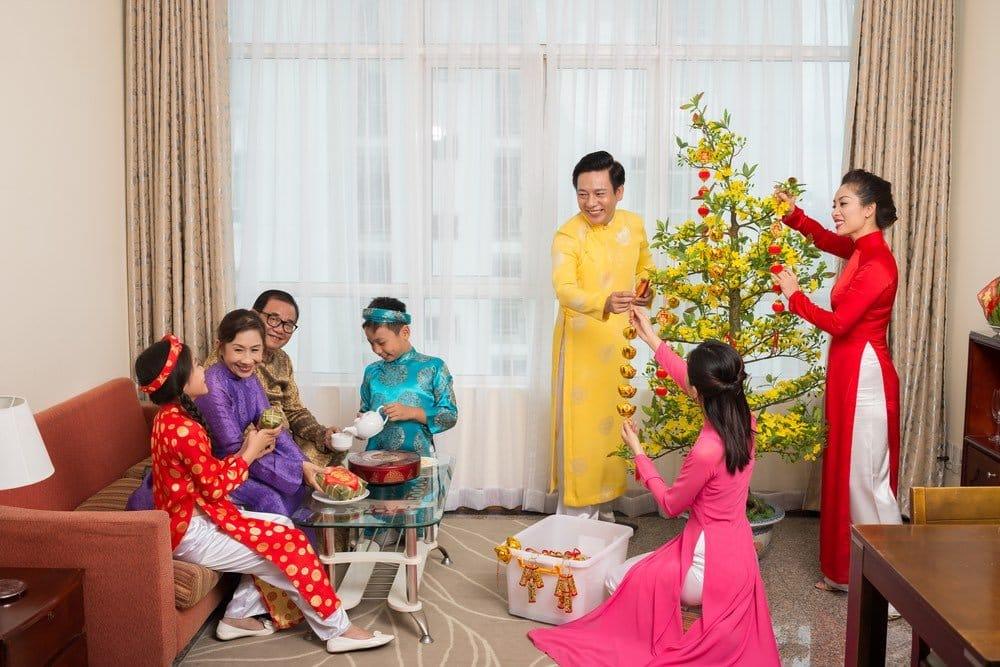 Thiện niệm tác động đến con người, lời chúc mừng năm mới cũng vậy.
